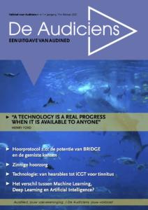 Cover De Audiciens, februari 2021